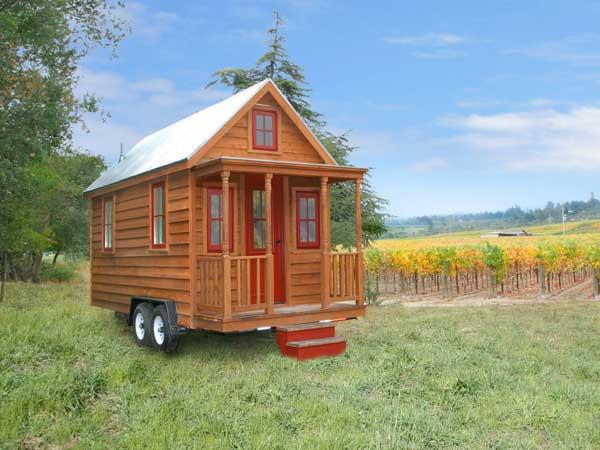 Tiny House Movement: vivere in poco spazio per vivere meglio
