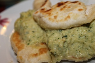 Chapati di pasta madre fatto in casa