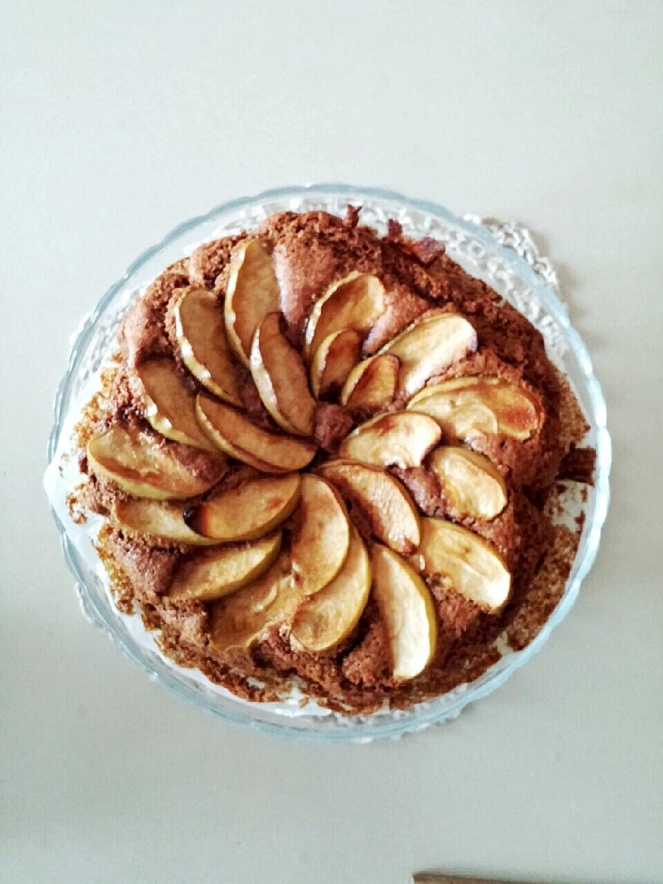 Torta di mele veg in 30 minuti? eccola!