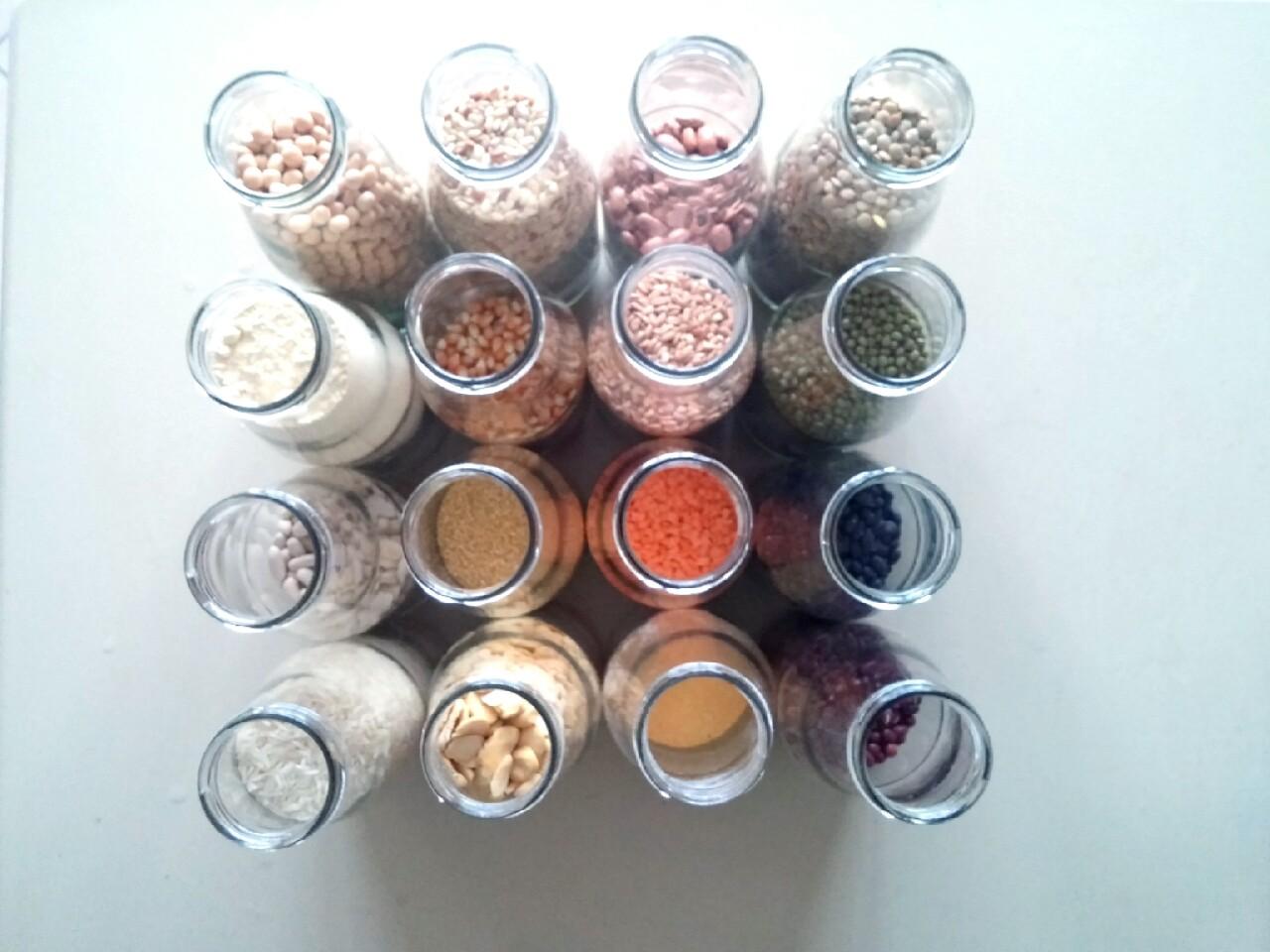 Nutrizione naturale? colorata di biodiversità