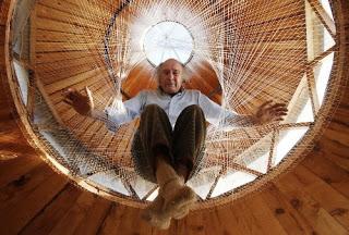 Le yurte di Bill Coperthwaite